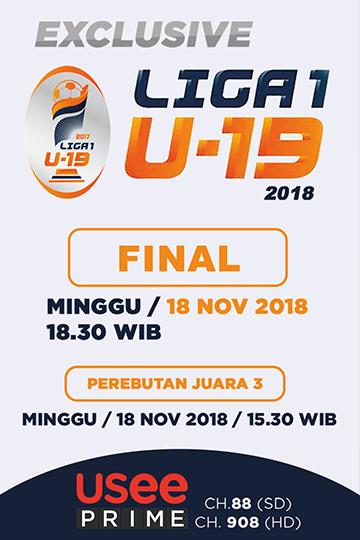 LIGA 1 U19 FINAL