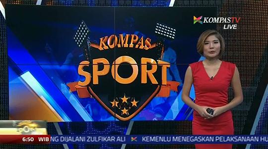 Kompas Sport Pagi