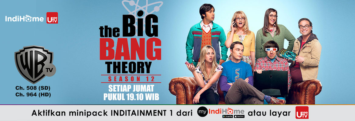 Warner The Big Bang Theory S12 18042019