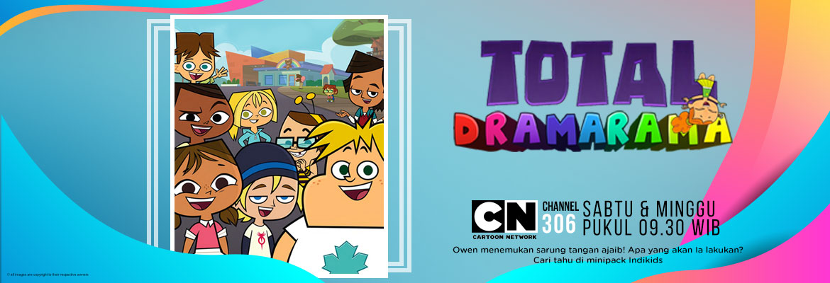 Cartoon Network - Total Dramarama