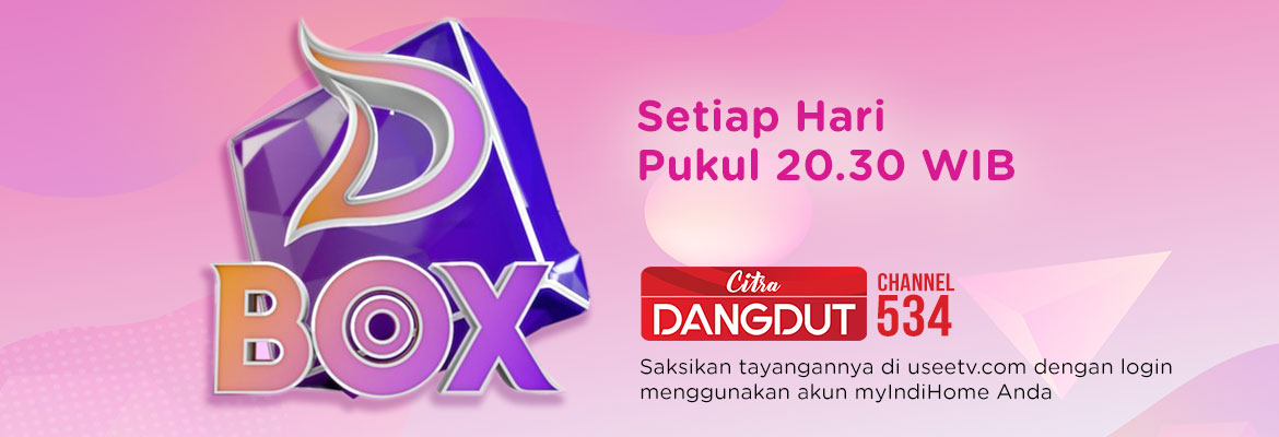 Citra Dangdut - D Box