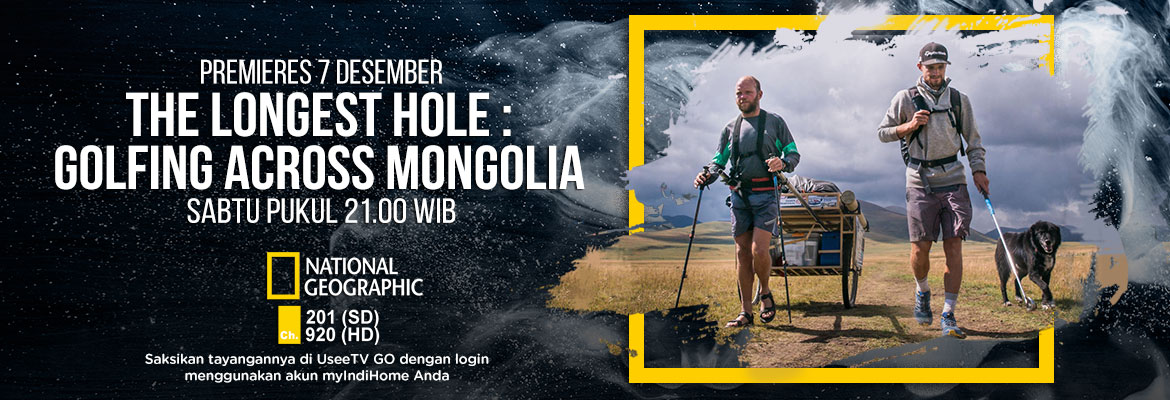 National Geographic - The Longest Hole: Golfing Across Mongolia