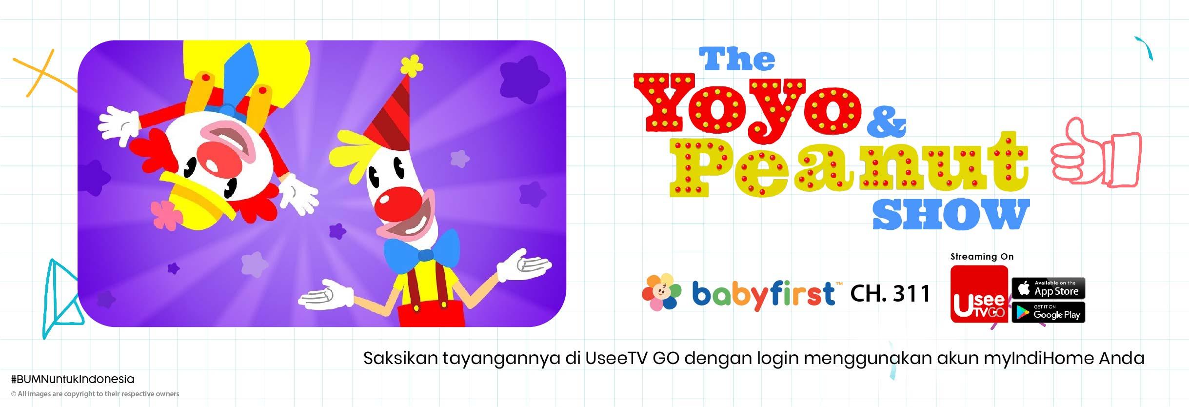 The Yoyo & Peanut Show